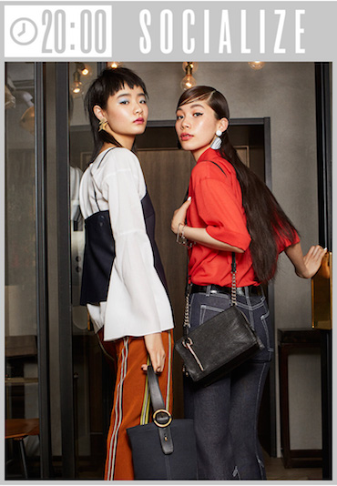 VOGUE girl collectionヘアメイク撮影